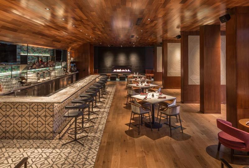 Portola Hotel & Spa at Monterey Bay - Restaurant - 3