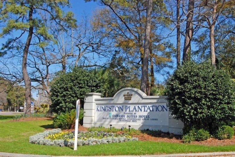 General view Kingston Plantation Condos By Hilton