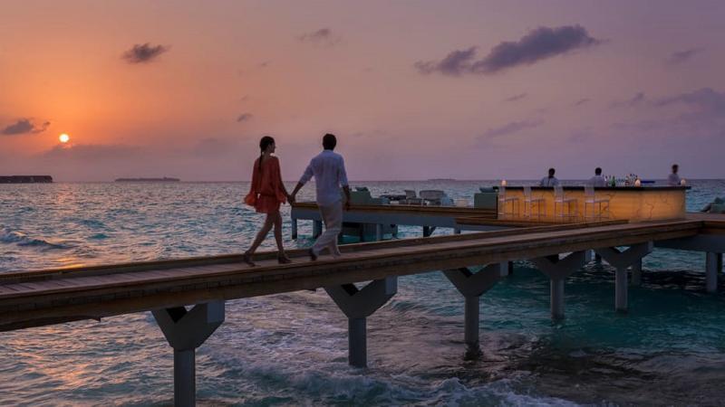 Four Seasons Resort Maldives at Landaa Giraavaru - Bar - 8