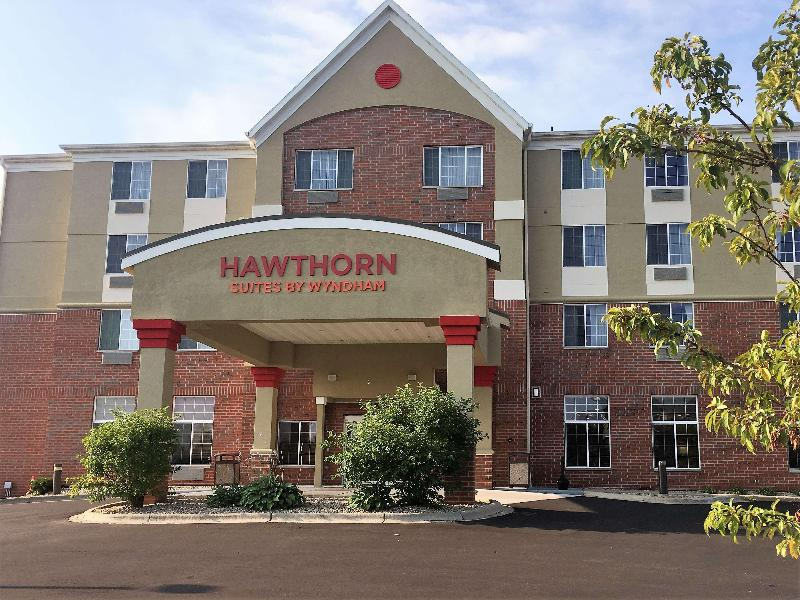 General view Hawthorn Suites By Wyndham Madison Fitchburg