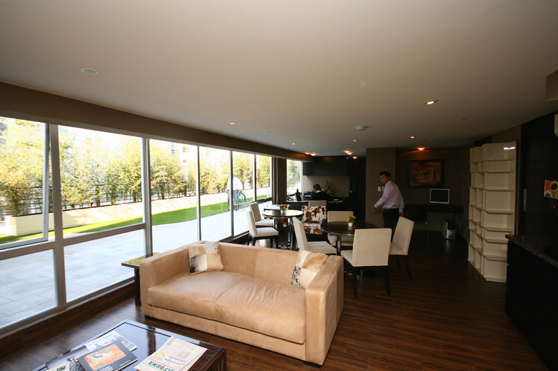 Lobby The Place Corporate Rentals By Dominion