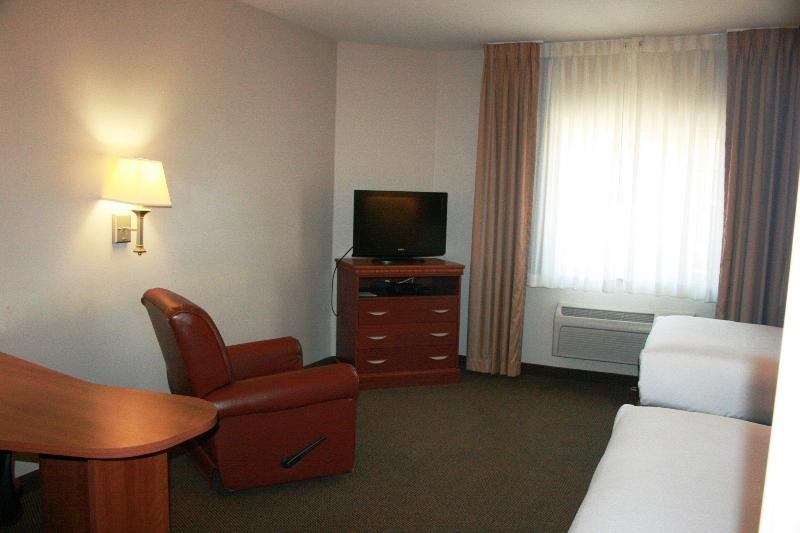 General view Candlewood Suites Mcalester