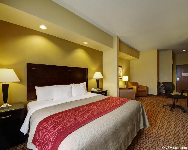 General view Best Western Donna Inn & Suites