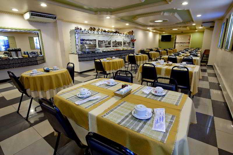 Restaurant Lider Hotel Manaus