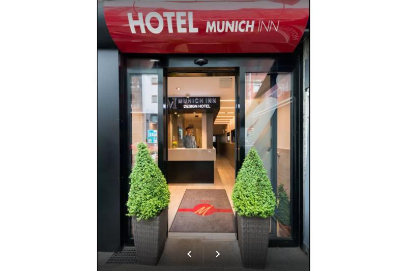 Munich Inn Design Hotel