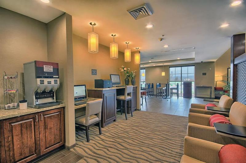 General view Comfort Suites Marietta