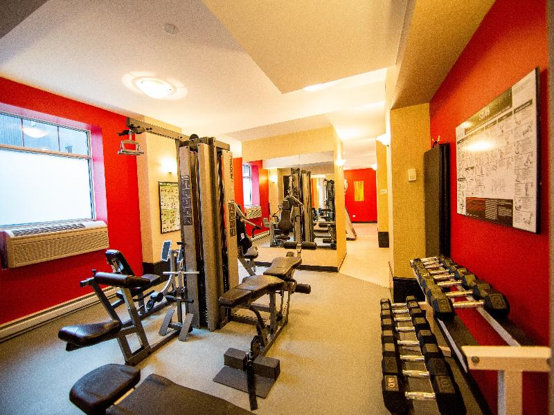 The Lord Nelson Hotel & Suites - Sport - 4