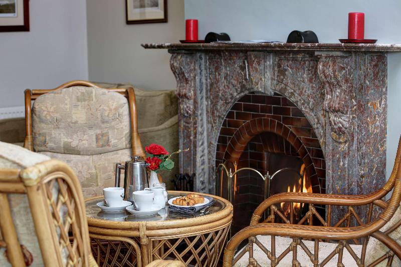 Restaurant Best Western Porth Veor Manor Hotel