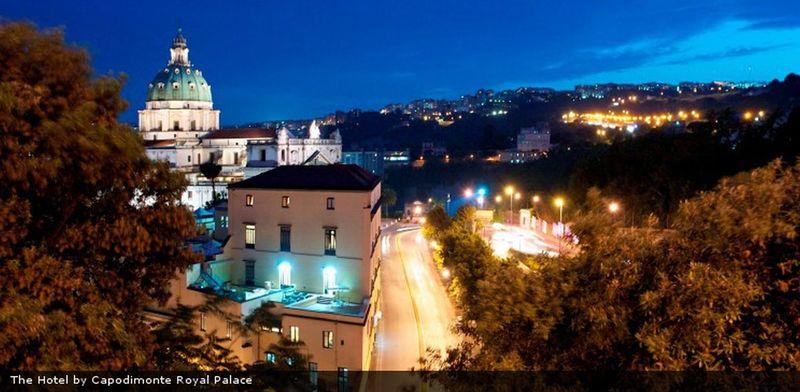 General view Grand Hotel Capodimonte