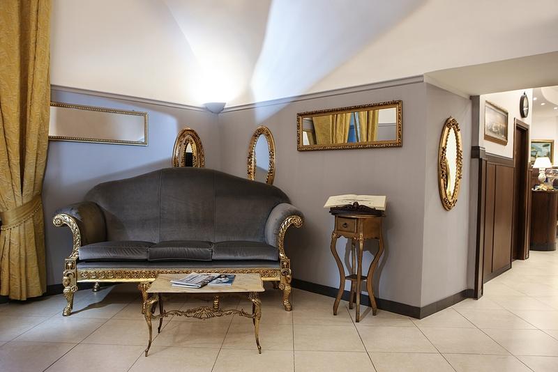 Bar Grand Hotel Capodimonte