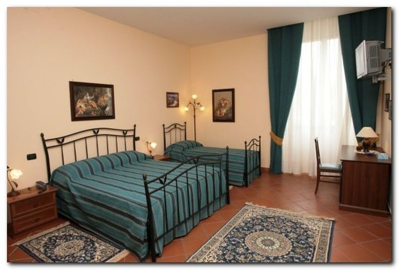 Room Grand Hotel Capodimonte