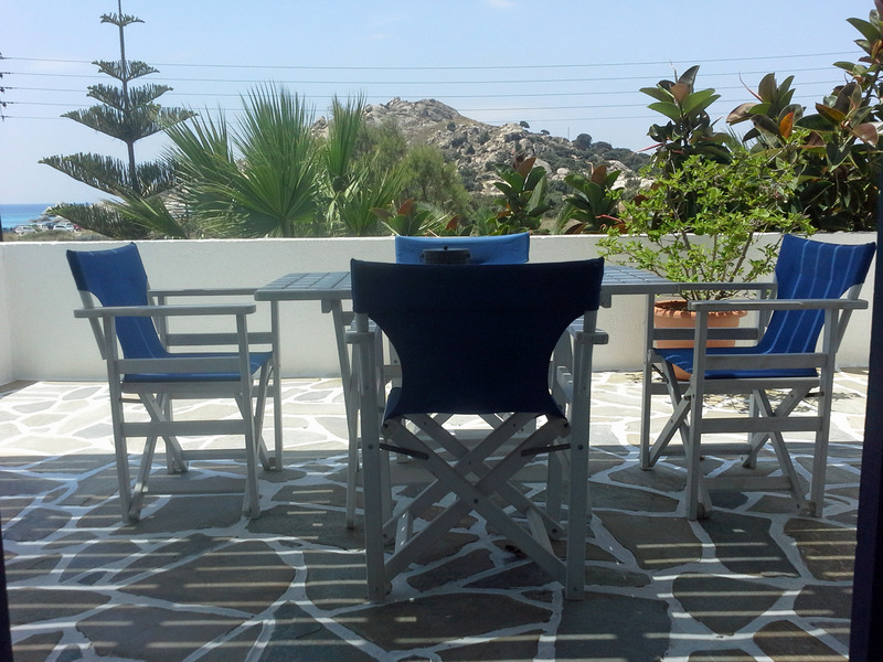 Coralli Beach Apartments - Terrace - 4