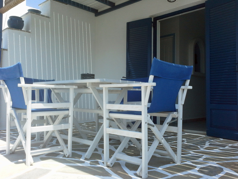 Coralli Beach Apartments - Terrace - 5