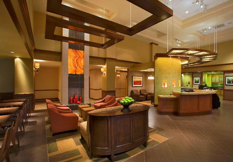 Lobby Hyatt Place Nashville-northeast