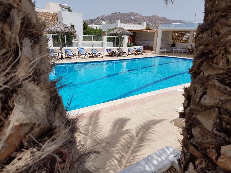 Naxos Beach - Pool - 1