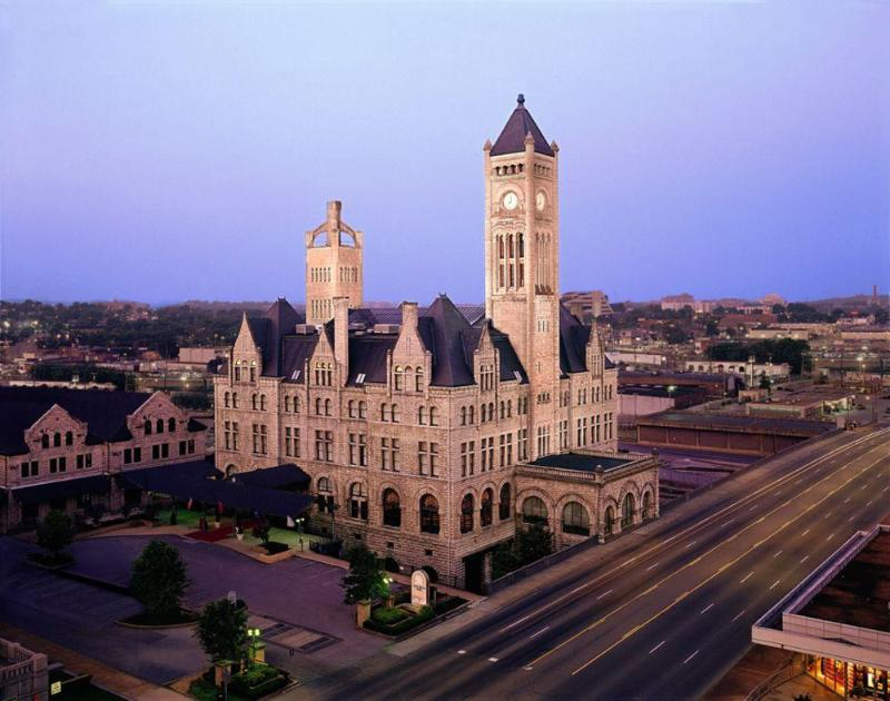 General view Union Station Hotel
