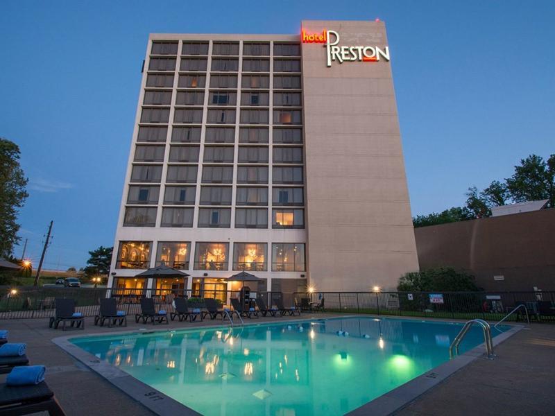 General view Hotel Preston
