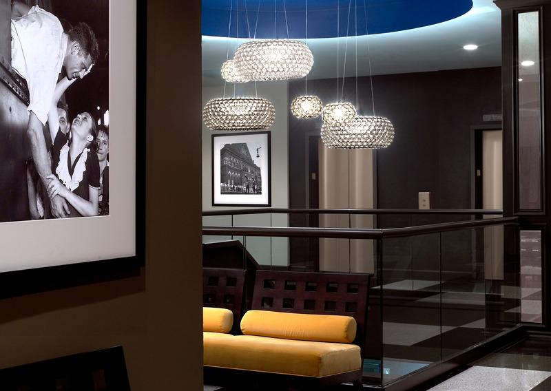 Lobby Hotel Preston