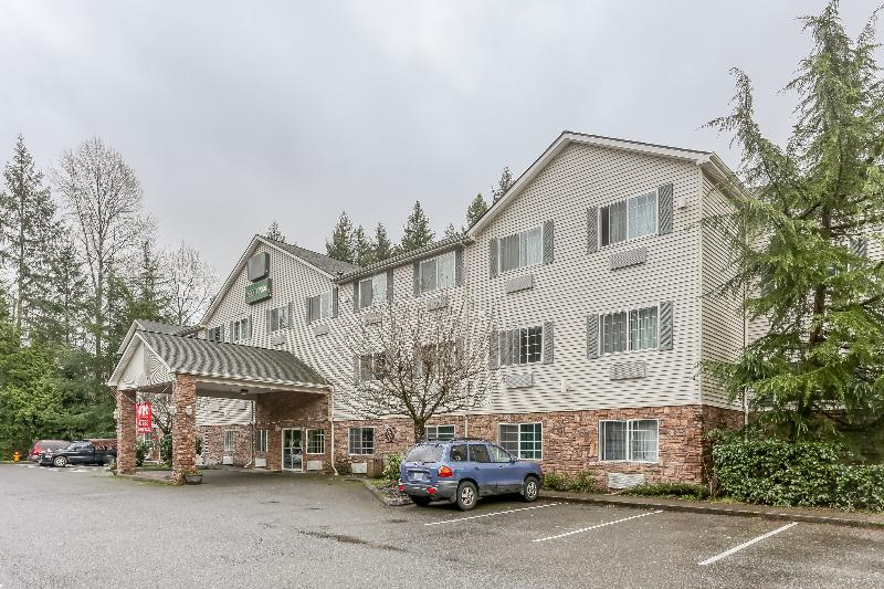 General view Guesthouse Inn & Suites Tumwater