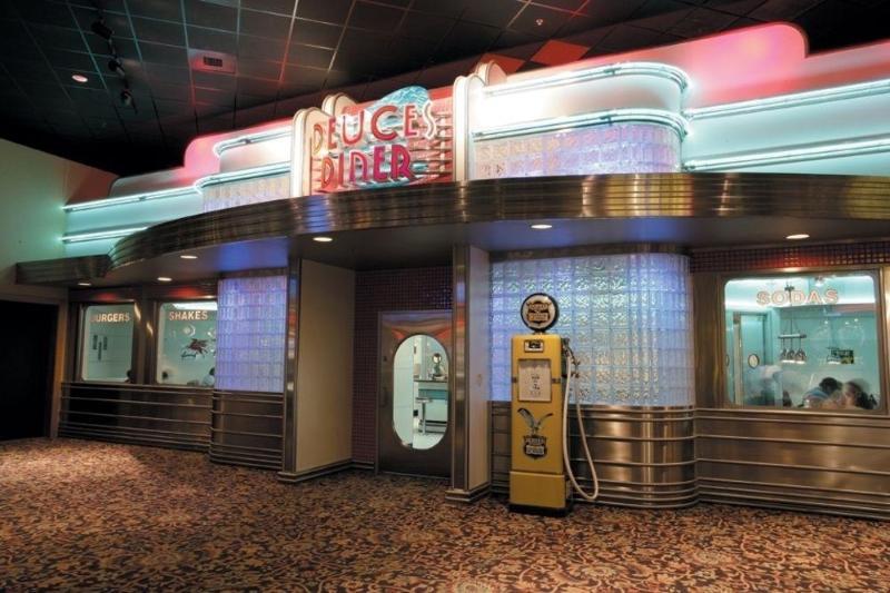 General view Chukchansi Gold Resort And Casino