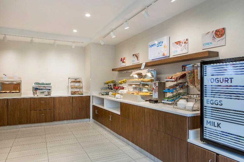 Restaurant Holiday Inn Express & Suites Chicago West - St Cha