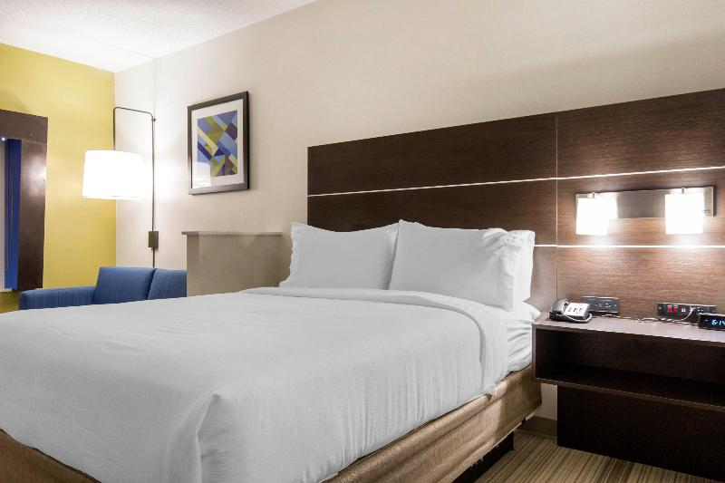 Room Holiday Inn Express & Suites Chicago West - St Cha