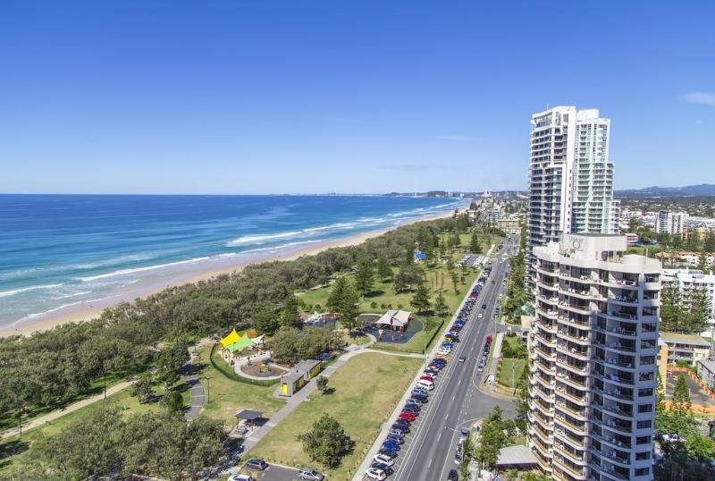 General view Air On Broadbeach