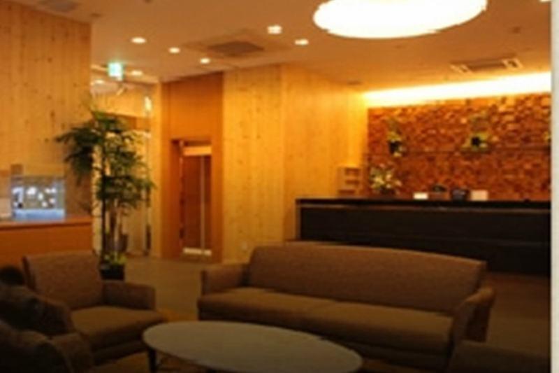 Lobby Dormy Inn Sapporo Annex