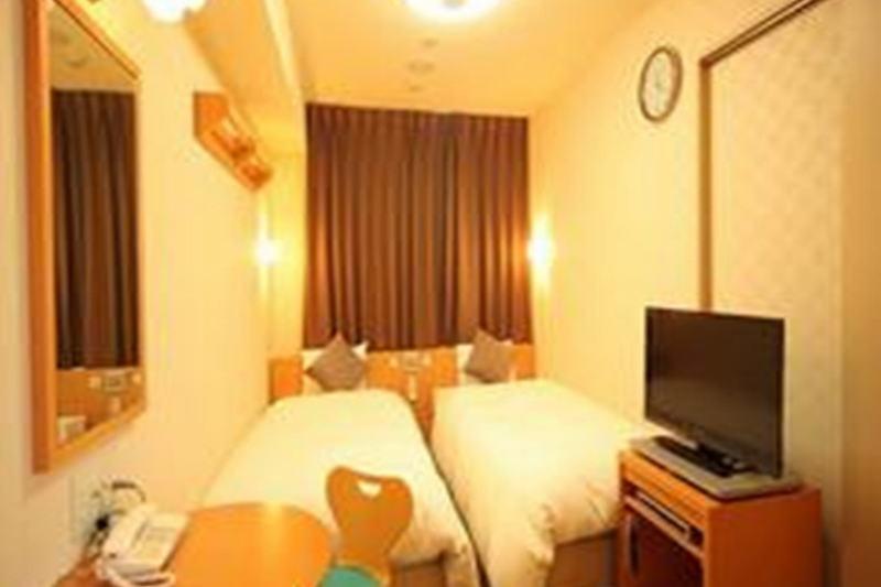 Room Dormy Inn Sapporo Annex