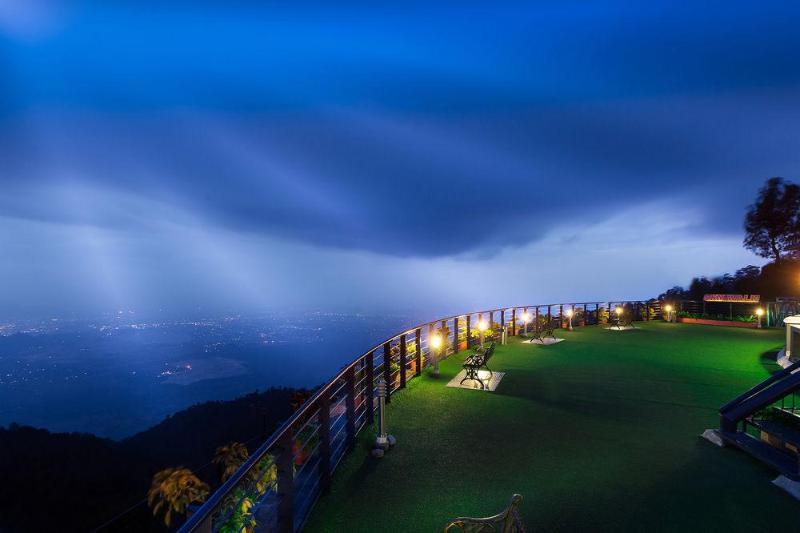GRT Nature Trails Sky Rocca