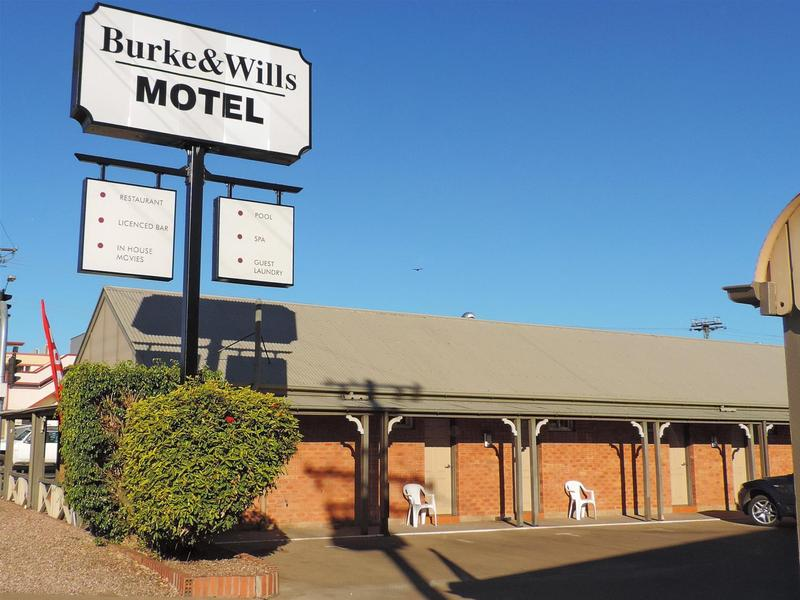 General view Quality Inn Burke & Wills
