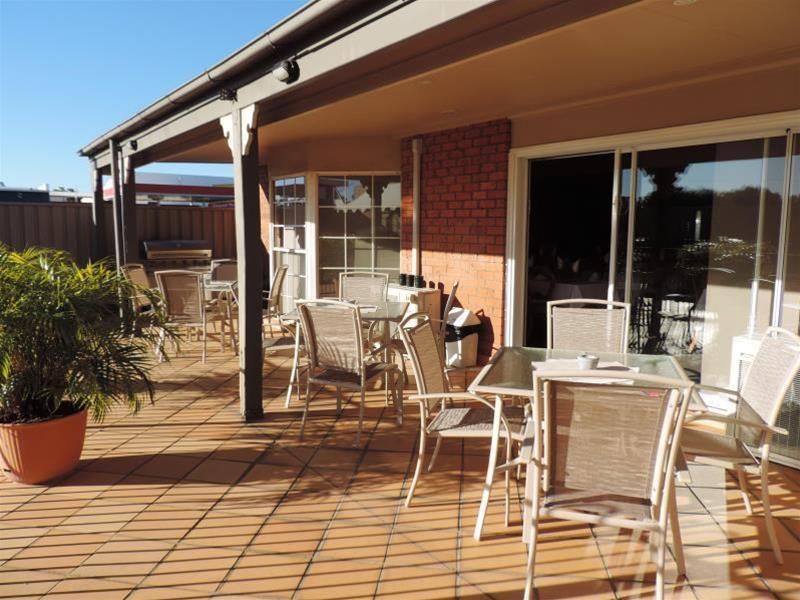 Terrace Quality Inn Burke & Wills