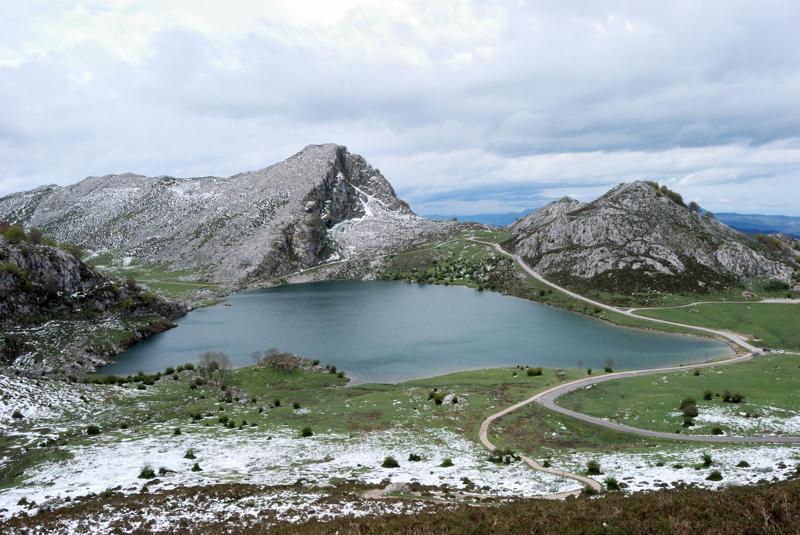General view La Estrada