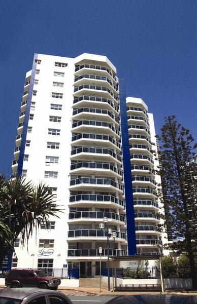 General view Grosvenor Beachfront Apartments