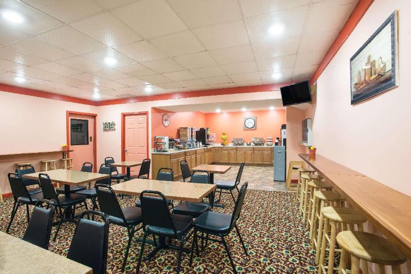 Restaurant Howard Johnson Hotel By Wyndham South Portland
