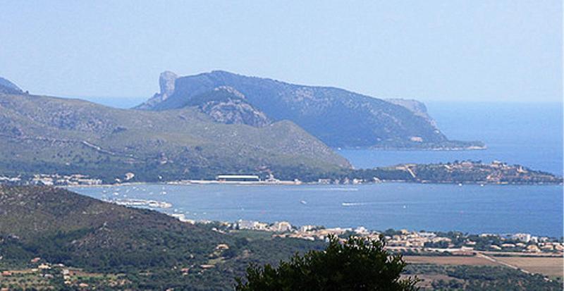 General view Finca Llenaire