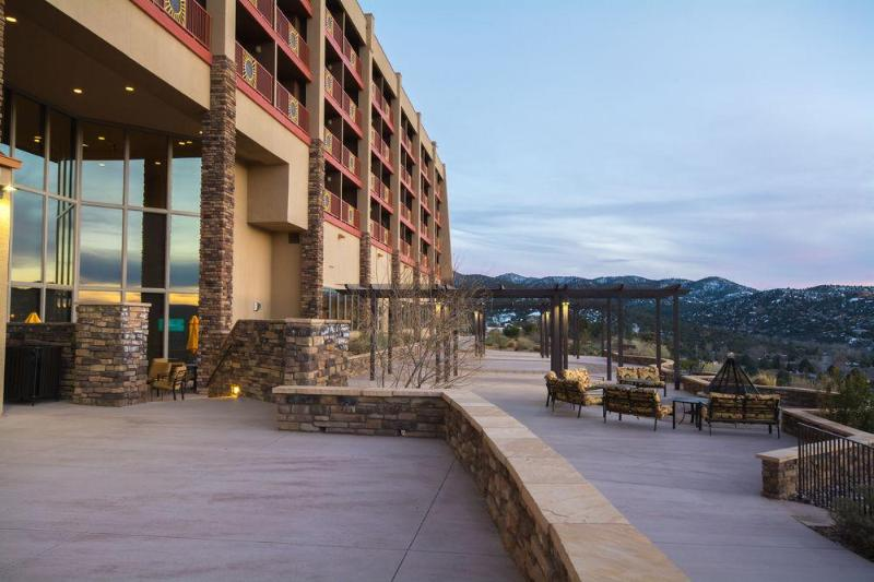 General view Prescott Resort & Conference Center