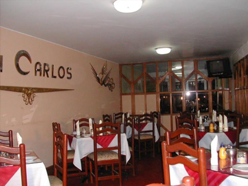 General view Don Carlos