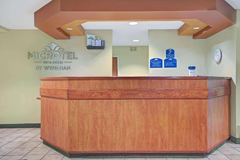 Lobby Microtel Inn & Suites By Wyndham Inver Grove Heig