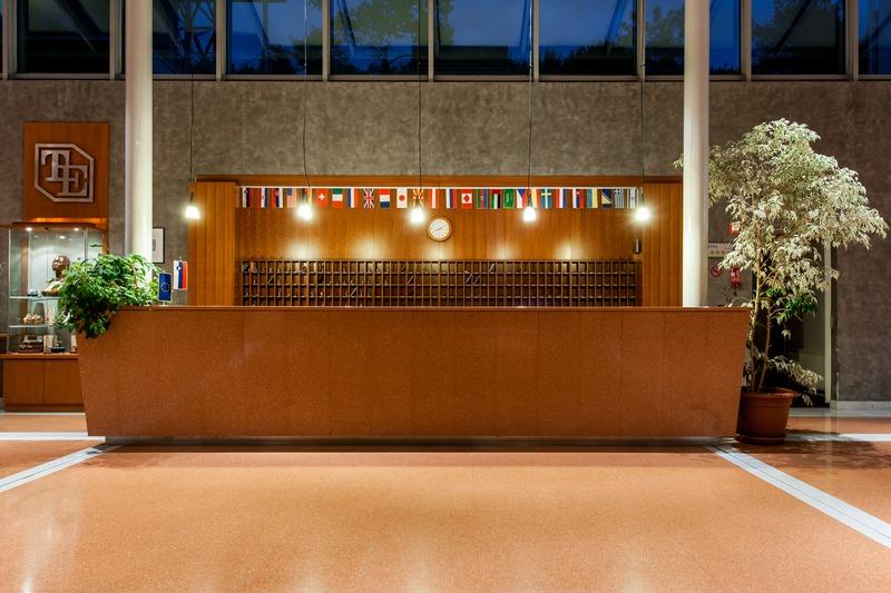 Lobby Grand Hotel Rogaska