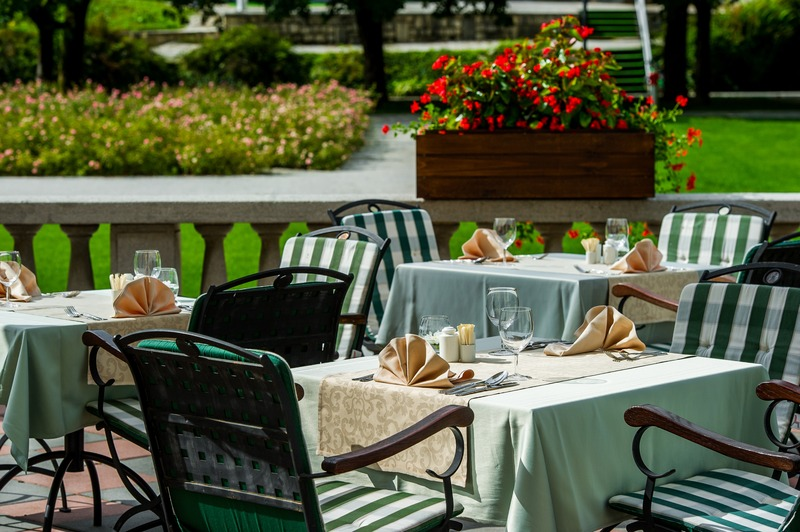 Terrace Grand Hotel Rogaska