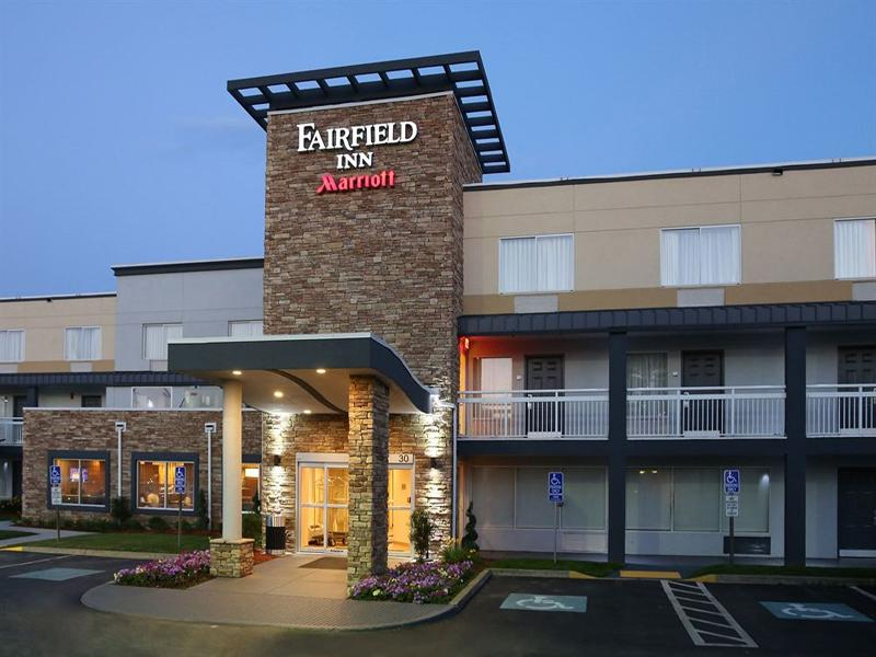 General view Fairfield Inn Pittsburgh Cranberry Township