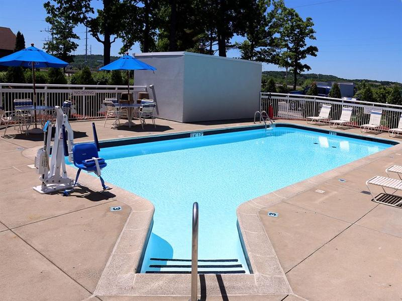 Pool Fairfield Inn Pittsburgh Cranberry Township