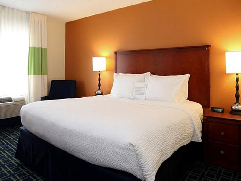 Room Fairfield Inn Pittsburgh Cranberry Township