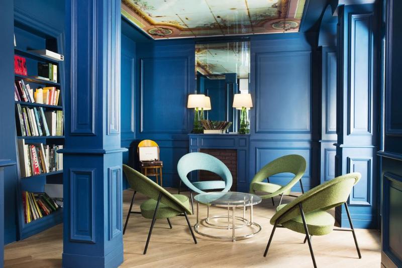 Céleste Hôtel à Paris - General - 8