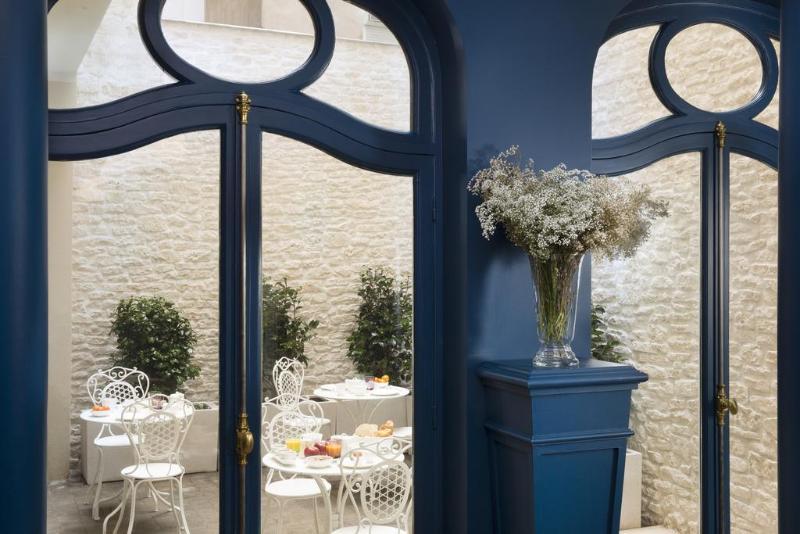 Céleste Hôtel à Paris - Restaurant - 12
