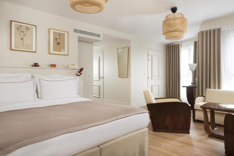Céleste Hôtel à Paris - Room - 11
