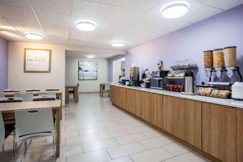 Restaurant Microtel Inn & Suites By Wyndham Southern Pines