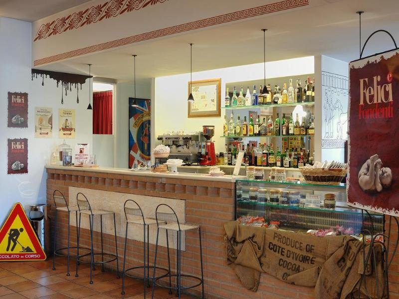 Bar Etruscan Chocohotel