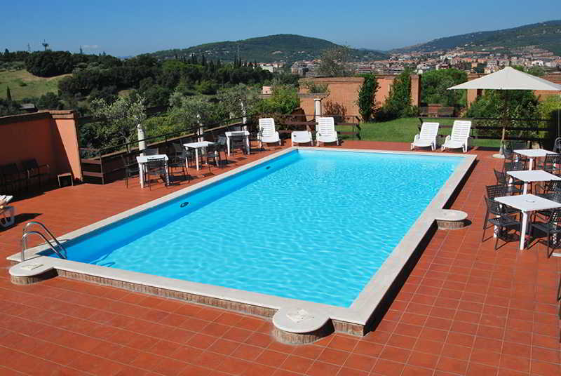 Pool Etruscan Chocohotel